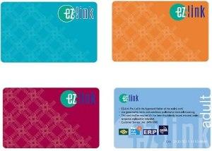 Ezlink-Cards