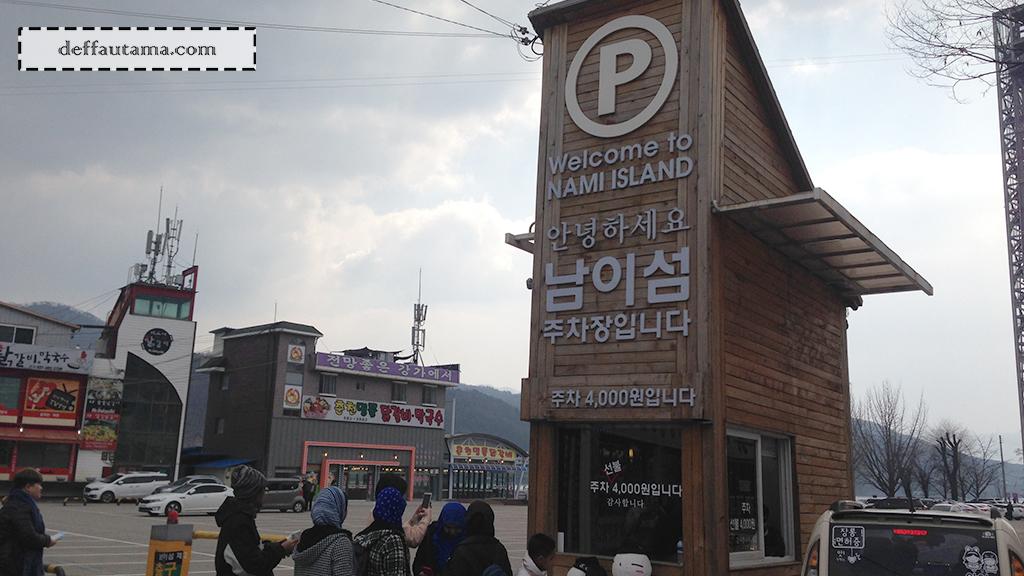 Cara Mudah dan Murah ke Nami Island - Gapyeong Wharf